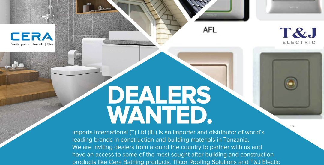 CERA Dealers Wanted