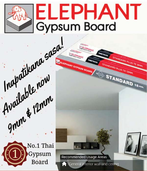 Elephant Gypsum Board