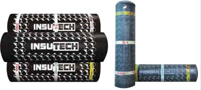 WATER PROOFING MEMBRANE (PLAIN AND SAND COATED)